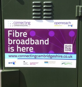 Fibre is here