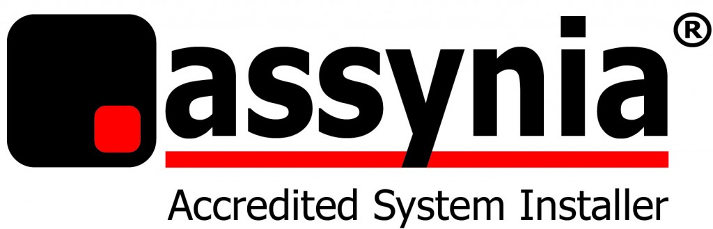 Assynia Accredited system installer logo