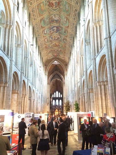 Ely Cathedral Business Exhibition
