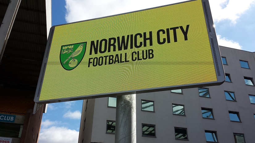 Norwich City Screen